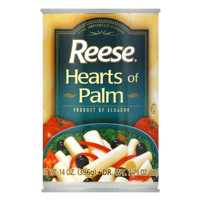 Reese Hearts Of Palm-Brazil, 14 OZ (Pack of 12)