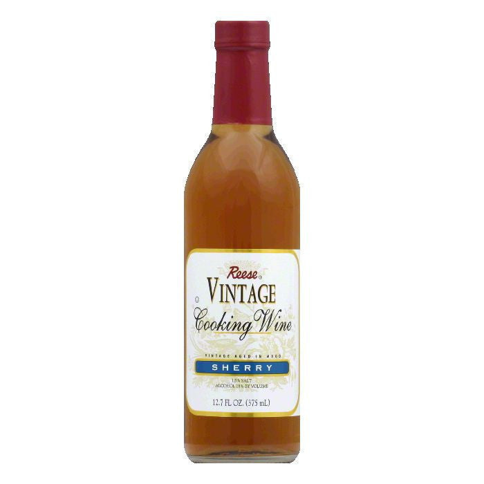 Reese Sherry Cooking Wine, 12.7 FO (Pack of 6)
