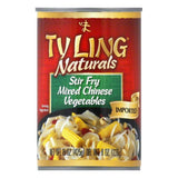 Tyling Mixed Chinese Vegetables, 15 OZ (Pack of 12)