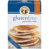 King Arthur Flour Gluten Free Pancake Mix 15 Oz  (Pack of 6)