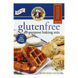 King Arthur Flour Gluten Free All-Purpose Baking Mix, 24 Oz (Pack of 6)