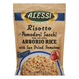 Alessi Risotto Sun Dried Tomato, 8 OZ (Pack of 6)