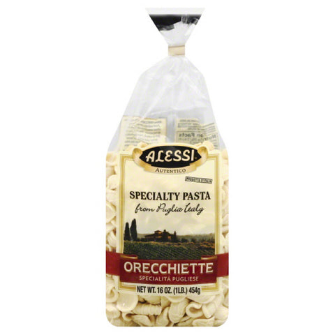 Alessi Orecchiette, 16 Oz (Pack of 12)