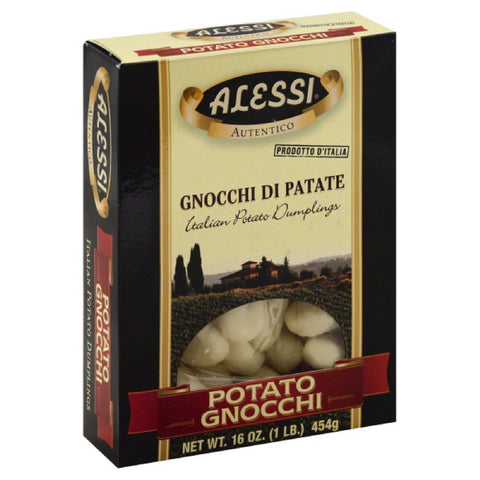 Alessi Potato Gnocchi, 16 Oz (Pack of 12)