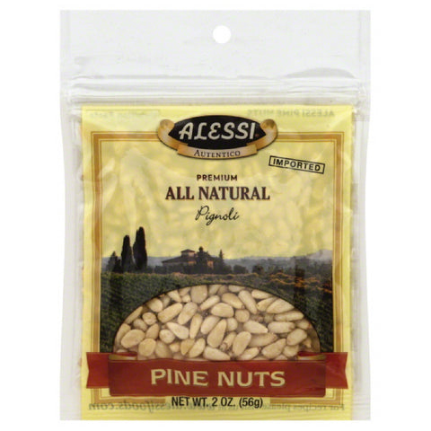 Alessi Pine Nuts, 2 Oz (Pack of 6)