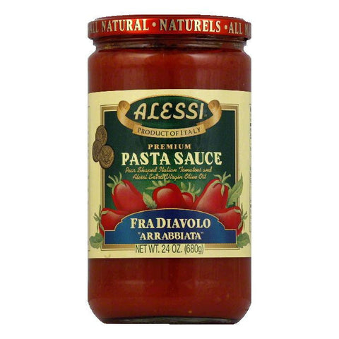 Alessi Sauce Seafood, 24 OZ (Pack of 6)