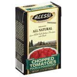 Alessi Chopped Tomatoes, 17.6 Oz (Pack of 12)