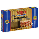 Vigo Enriched 1 Step Lasagne, 8 Oz (Pack of 12)
