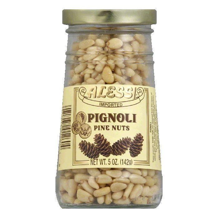 Alessi Nuts Pignoli, 5 OZ (Pack of 12)