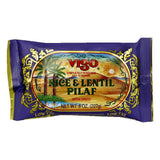 Vigo Rice Pilaf & Lentil, 8 OZ (Pack of 12)