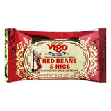 Vigo Red Beans & Rice, 8 OZ (Pack of 12)