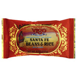 Vigo Southwestern Recipe with Corn Santa Fe Pinto Beans & Rice, 8 Oz (Pack of 12)