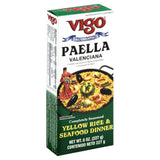 Vigo Paella Valenciana Yellow Rice & Seafood Dinner, 8 Oz (Pack of 12)