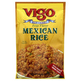Vigo Seasoned Mexican Rice, 8 Oz (Pack of 6)