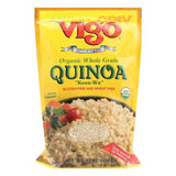 Vigo Organic Whole Grain Quinoa, 12 Oz (Pack of 12)