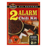 Wick Fowler 2 Alarm Chili Mix, 3.625 OZ (Pack of 12)