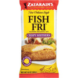 Zatarain's Fish-Fri Crispy Southern Seafood Breading Mix 10 Oz Bag (Pack of 12)