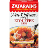Zatarain's Etouffee Base 3.2 Oz  (Pack of 12)