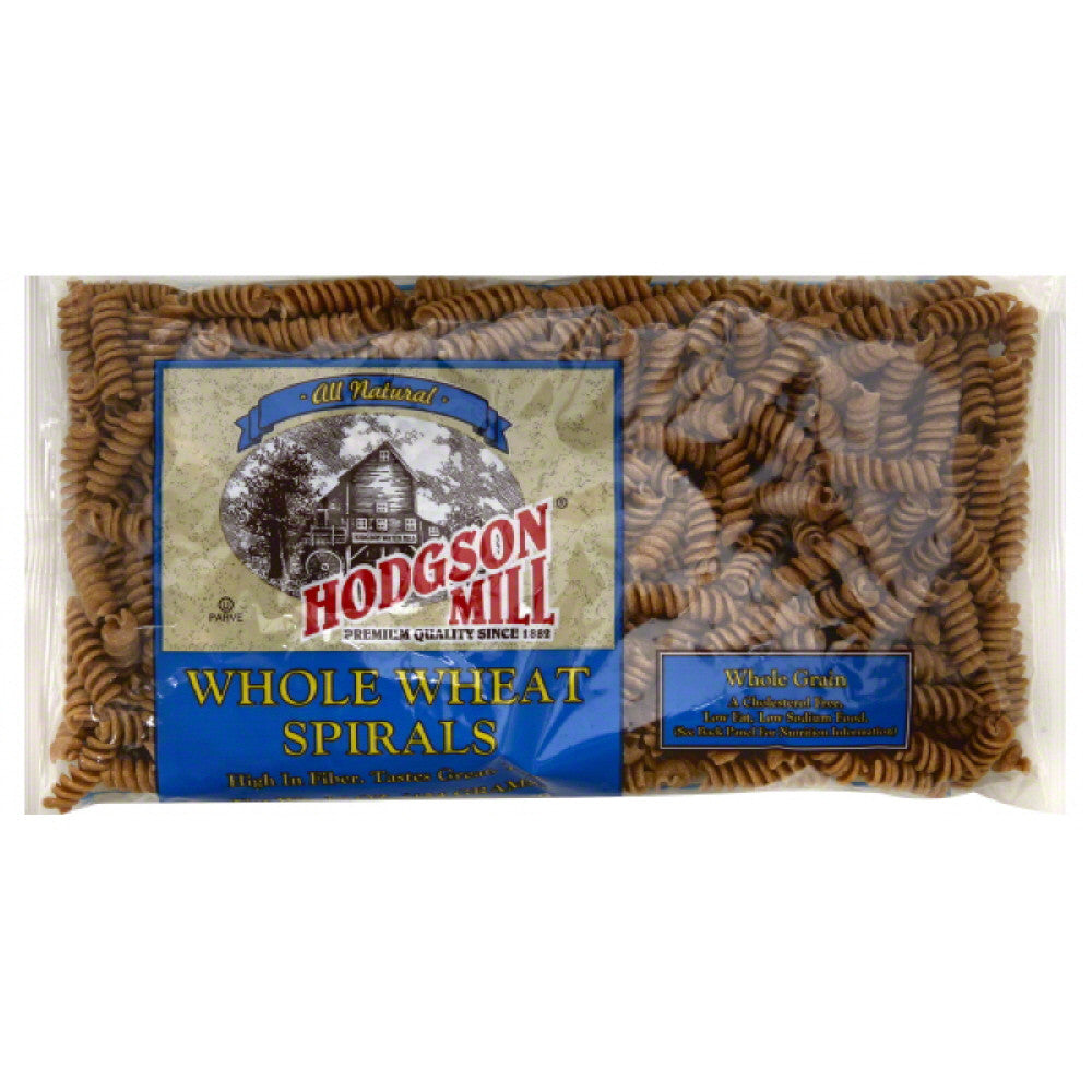 Hodgson Mill Spirals Whole Wheat, 16 Oz (Pack of 12)