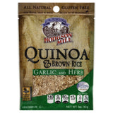 Hodgson Mill Garlic and Herb Quinoa & Brown Rice, 5 Oz (Pack of 6)