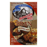 Hodgson Mill Muffin Mix Bran, 7 OZ (Pack of 8)