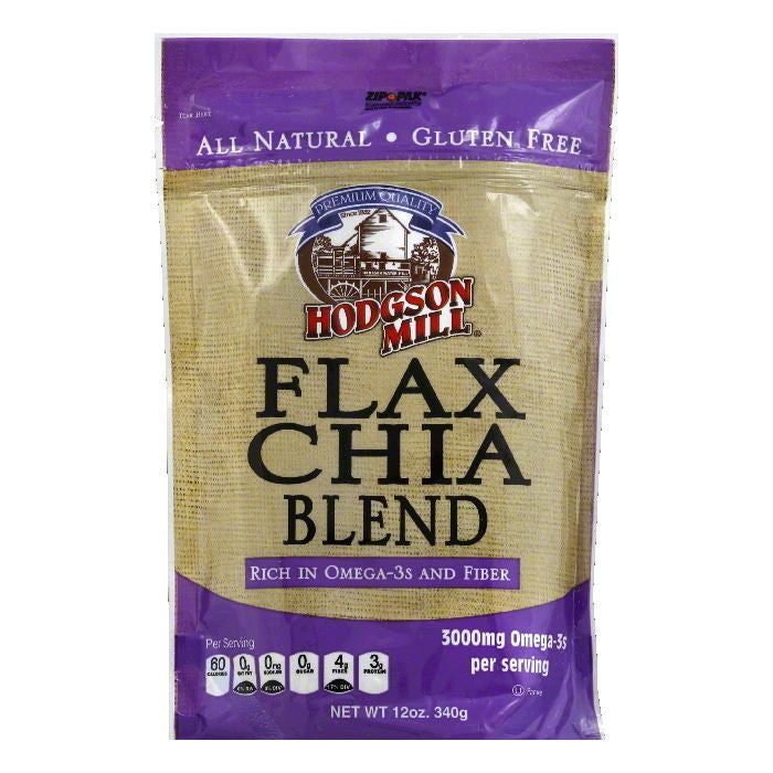 Hodgson Mill Flax Chia Blend, 12 OZ (Pack of 6)