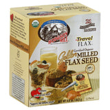 Hodgson Mill Golden Milled Flax Seed, 0.23 Oz (Pack of 6)