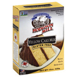 Hodgson Mill Yellow Gluten Free Cake Mix, 15 Oz (Pack of 6)