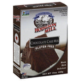 Hodgson Mill Chocolate Cake Gluten Free Cake Mix, 15 Oz (Pack of 6)
