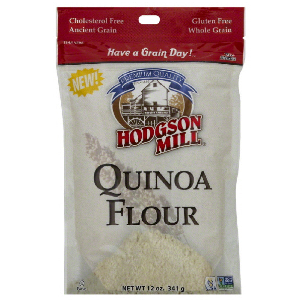 Hodgson Mill Quinoa Flour, 12 Oz (Pack of 6)