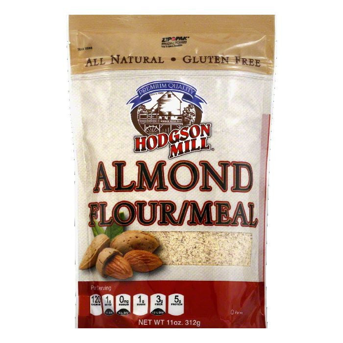 Hodgson Mill Almond Flour/Meal, 11 OZ (Pack of 6)