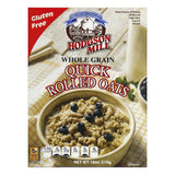 Hodgson Mill Quick Rolled Oats, 18 OZ (Pack of 6)