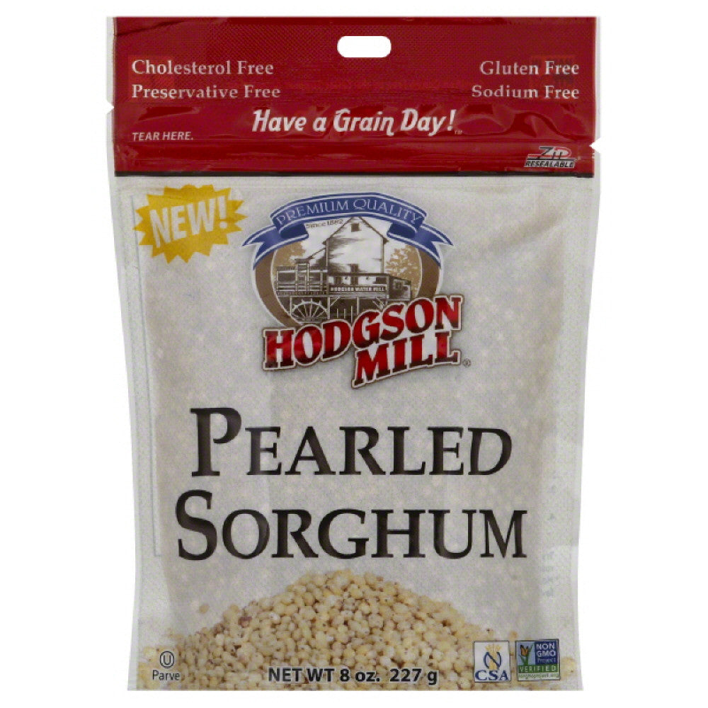 Hodgson Mill Pearled Sorghum, 8 Oz (Pack of 6)