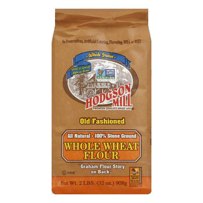 Hodgson Mill Flour Graham, 2 LB (Pack of 6)