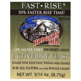 Hodgson Mill Fast-Rise Active Dry Yeast, 8.75 Gm (Pack of 48)
