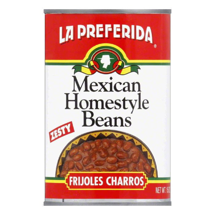 La Preferida Beans Homestyle (Pack of 12)