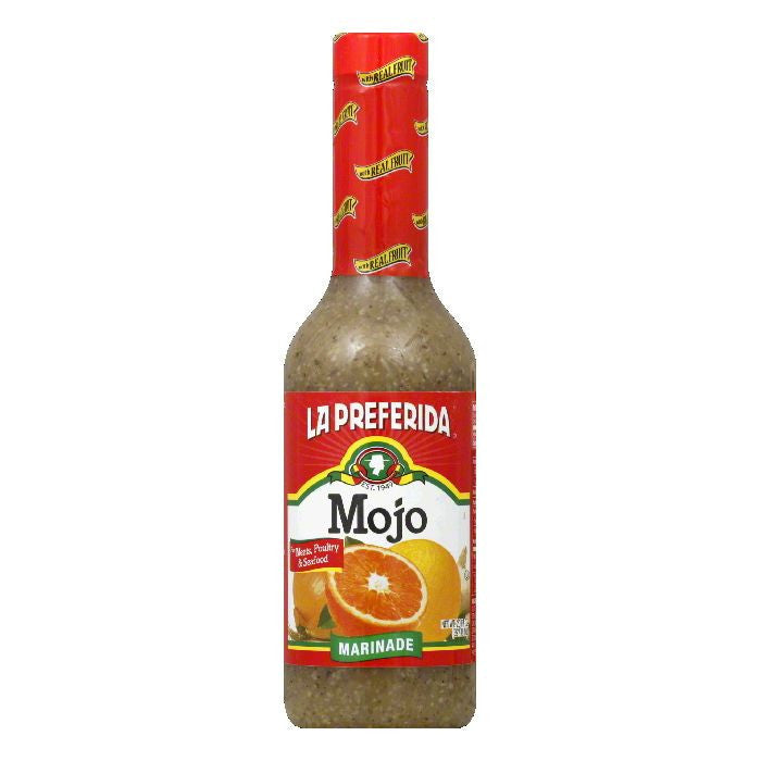 La Preferida Mojo Marinade, 20 Oz (Pack of 12)