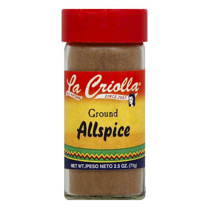 La Criolla Ground Allspice, 2.5 OZ (Pack of 12)