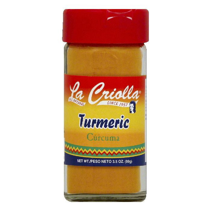 La Criolla Turmeric, 3.5 OZ (Pack of 12)