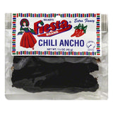 Fiesta Extra Fancy Chili Ancho, 1.5 OZ (Pack of 12)