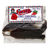 Fiesta Medium Extra Fancy Chili Cascavel, 1.5 OZ (Pack of 12)