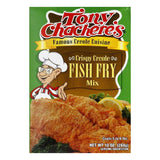 Tony Chachere's Crispy Fish Fry, 10 OZ (Pack of 12)