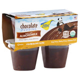 Zen Chocolate Pudding, 14 Oz (Pack of 12)