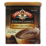 Land O Lakes Supreme Chocolate Hot Cocoa Mix, 14.8 OZ (Pack of 6)