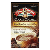 Land O Lakes Chocolate Supreme Hot Cocoa Mix, 12.5 Oz (Pack of 12)
