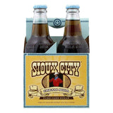 Sioux City Cream Soda 4 pack, 12 FO (Pack of 6)