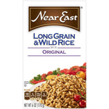 Near East Original Long Grain & Wild Rice Mix 6 Oz  (Pack of 12)