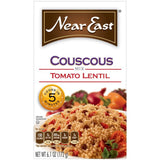 Near East Tomato Lentil Couscous Mix 6.1 Oz  (Pack of 12)