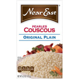 NEAR EAST Original Plain Pearled Couscous 6 OZ  (Pack of 12)
