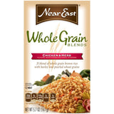 Near East Chicken & Herbs Whole Grain Blends 5.7 Oz  (Pack of 12)
